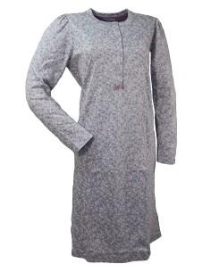 Camicia da notte Donna LINCLALOR caldo cotone misura 44 ART. 92275