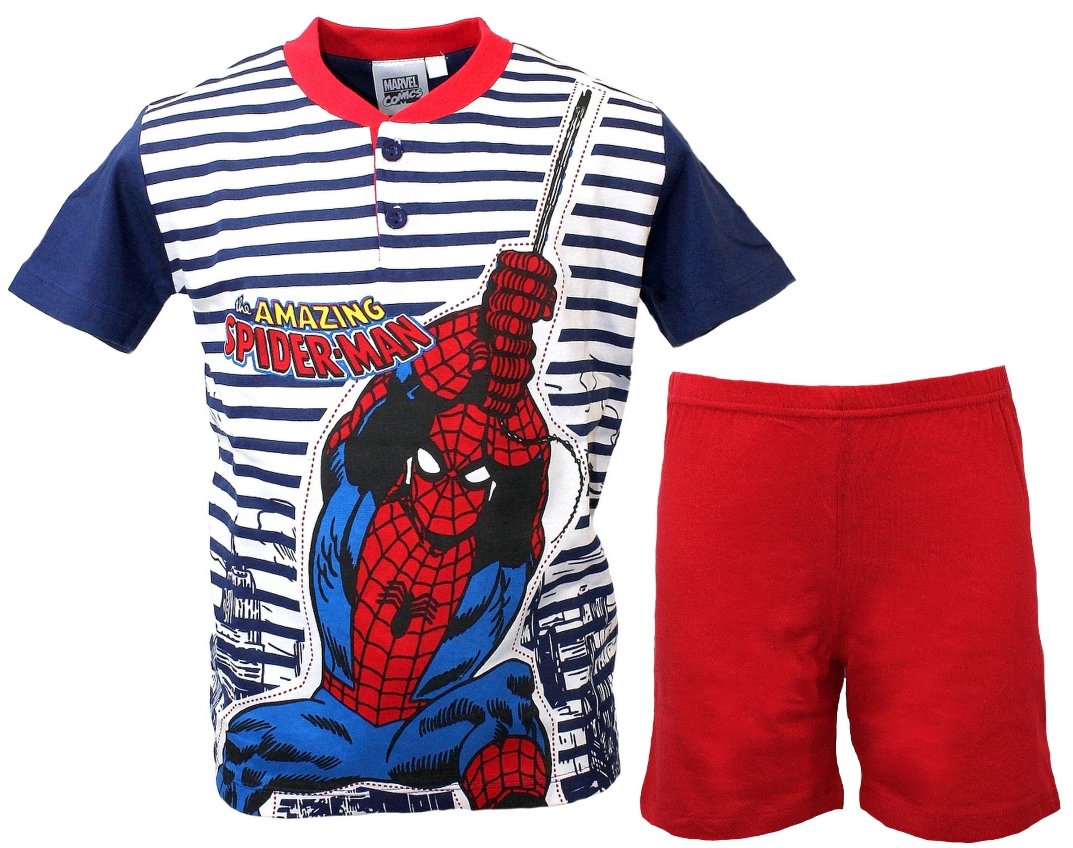 Spiderman Vestaglia da Notte per Ragazzi Uomo Ragno