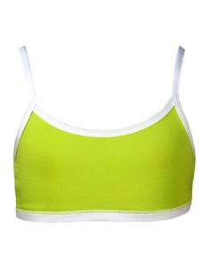 Coordinato Bimba Jadea completo intimo Bambina cotone elasticizzato Verde 475