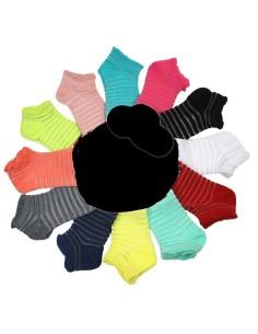 12 paia calze corte Uomo della Enrico Coveri misura unica fresco cotone line 192