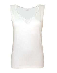 Women's Underwear Wool and Cotton Wide Shoulder 896