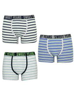 6 Boxer Uomo Sweet Years Mutanda elasticizzata Tg M/48-L/50-XL/52-XXL/54 4640S