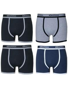 6 Pieces Boxer MAN size S Panty Underwear UNDERWEAR NAVIGARE stretch 802Z