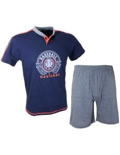 Pigiama corto Ragazzo Navigare homewear manica corta 10-12-14-16 anni 215587