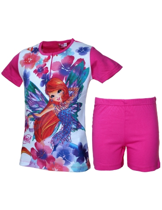 Pyjama bébé TURTLES NINJA coton manches longues 3-4-5-6-7 ans DENIM 16029