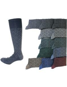 12 Paia di calze LUNGHE Uomo della Enrico Coveri Caldo Cotone winter 316