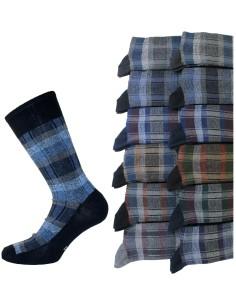 12 Paia di calze CORTE Uomo della Enrico Coveri Caldo Cotone winter 317