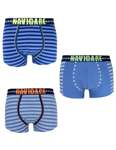 6 Pieces Boxer Man NAVIGARE Underpants Stretch Underwear 2934