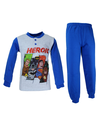 Spider-Man Baby Pajamas Spider Man warm cotton interlock 3-4-5-6-7 years 16193