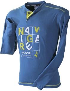 Pigiama Bimbo Ragazzo Navigare Tg 10-12-14-16 Anni Puro cotone interlock 15480