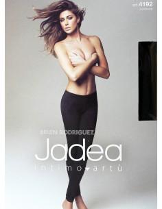 Leggings Fuseaux Pantacollant Donna Jadea S/M-M/L-L/XL Cotone elasticizzato 4192