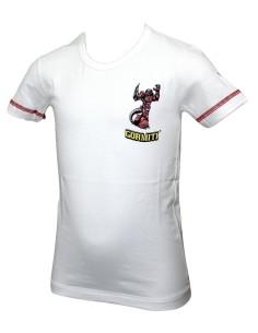 Maglia Intima T-Shirt Bimbo Gormiti Mezza manica puro cotone 3/4 Anni 94/100 Cm