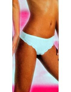 Slip Boxerino Donna LovelyGirl cotone Nero 5/XL Made in Italy 3886