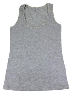 Sous-vêtements de femmes Complete Magic Dream réservoir coordonné Slip 2 / S-3 / M-4 / L Grigio7016