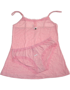 Ensemble lingerie femme Coordonné Infiore Balconcino slip de Tg 3 melanie 3431