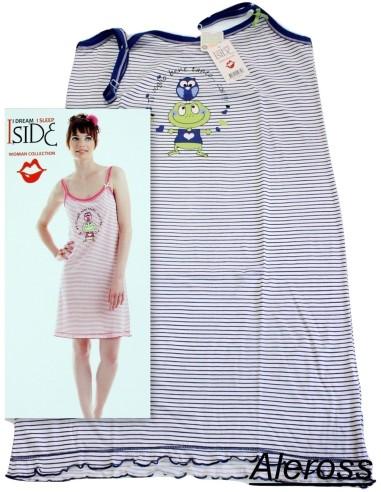 Coton De Des Orbxedcw Chemise Offre Taille Femmes En Robe M Maison Nuit qUVSzMp