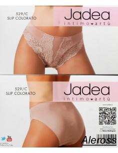 Slip Donna cotone-modal elasticizzato JADEA 3/M-4/L-5/XL-6/XXL colori vari 529/C