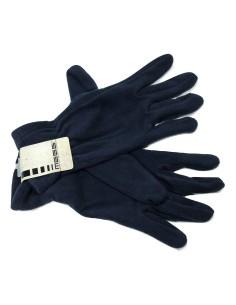 Guanti Donna Ragazza Misura M-L manopola senza dita Verde con teschi GL0791