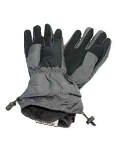 Guanti UOMO Misura L Tecnici da neve in Pile e Thinsulate Colore Nero 0441