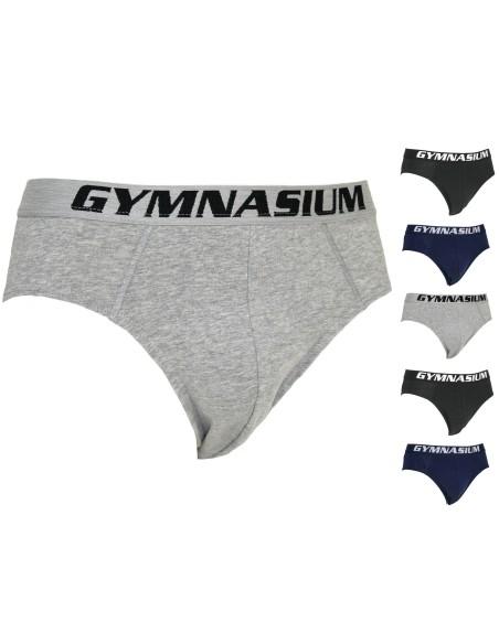 6 Gymnasium Men's Briefs stretch cotton GYMU02