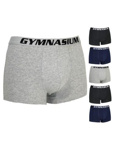 ce1c7b9fc9a1 6 Boxer Uomo Gymnasium S-M-L-XL-XXL cotone elasticizzato GYMU01