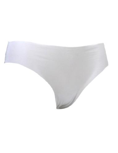 8e32318932c5 Jadea Slip Brasiliano Donna 2-3-4 Invisibile Taglio Laser Nero Bianco Nudo  8001
